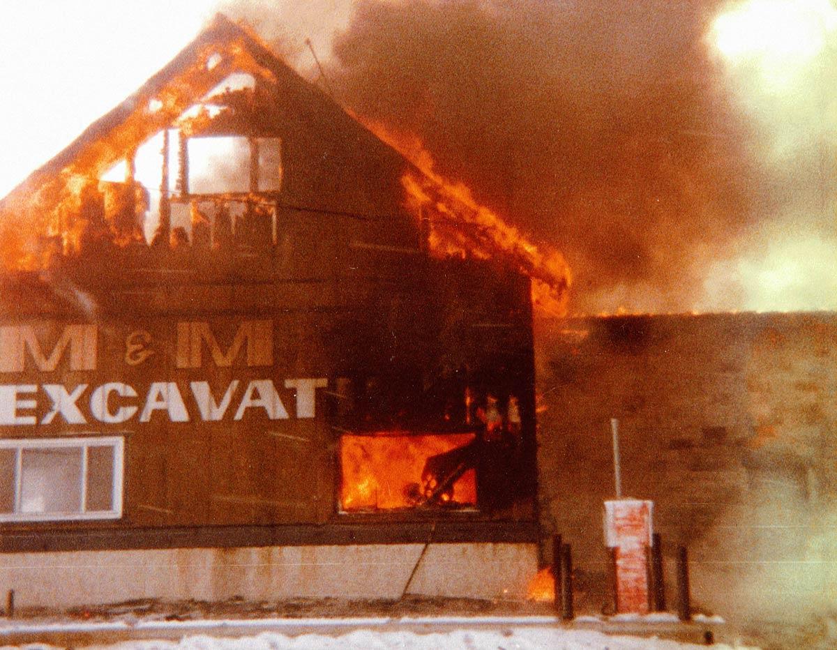 M&M fire 1984