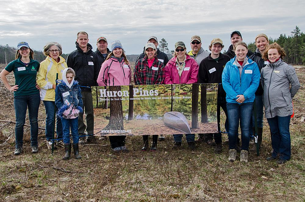 Annual Jack Pine Planting Day